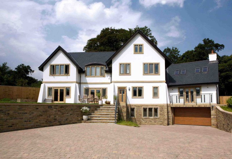 Sense of space arts and crafts style family home - Arts and crafts style homes ...